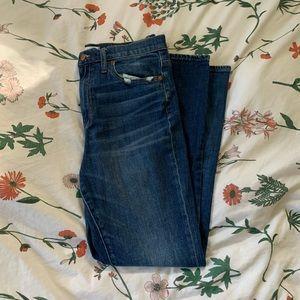 Madewell Boyfriend Jeans
